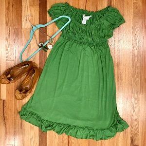 Max Studio Green Dress